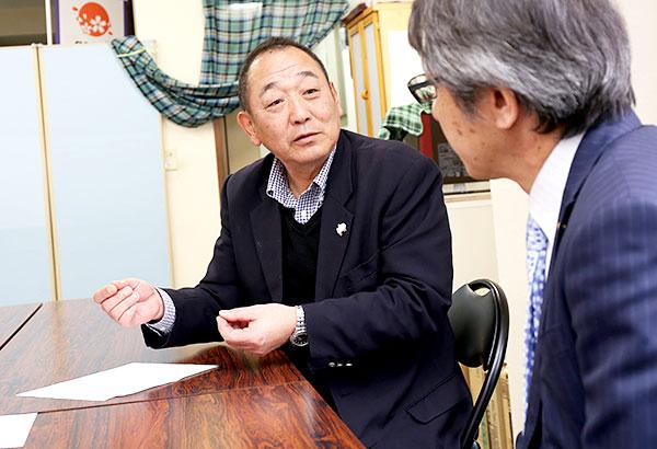 一般社団法人 すきたい熊本協議会 会長 松永和典さん