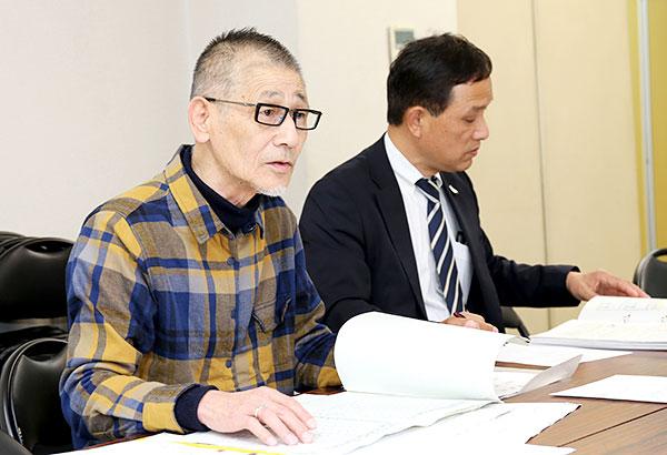 熊本市中心商店街等連合協議会 会長 安田二郎さん