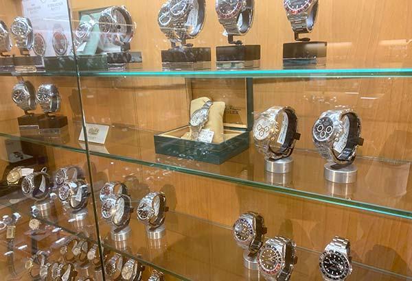今月のまちびと_セコンド時計店